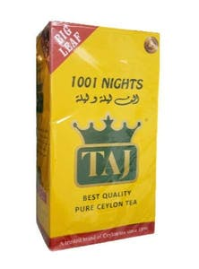 Taj 1001 Nights Ceylon Tea 750 g