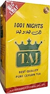 Taj 1001 Nights Ceylon Tea 750 g