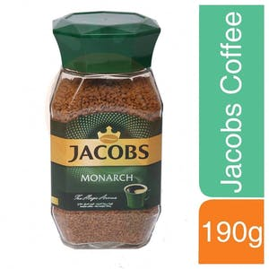 Jacobs Monarch 190 g