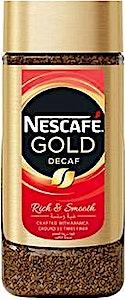 Nescafe Gold Blend Decaf Coffee 100 g