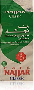 Cafe Najjar Classic with Cardamom 180 g
