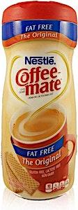 Coffee Mate Fat Free 453.5 g