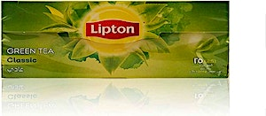 Lipton Clear Green Tea 25's