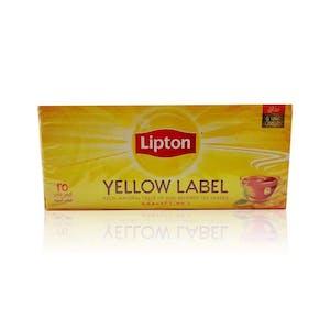 Lipton Tea Bags 25's