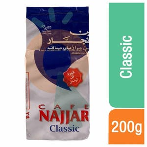 Cafe Najjar Classic 200 g