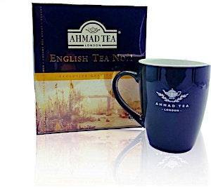 Ahmad Tea 100's + Free Mug