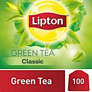 Lipton Clear Green Tea 100's