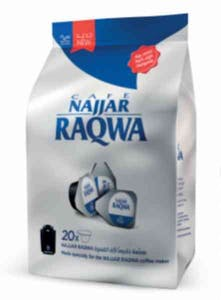 Najjar Raqwa Capsule Classic Bag 20's
