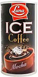Luna Iced Coffee Mocha 190 ml