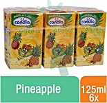 Candia Pineapple 125 ml - Pack of 6