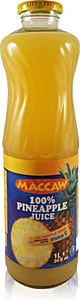 Maccaw Pineapple Juice 1 L