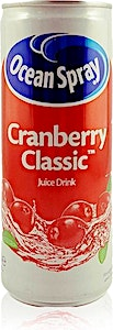 Ocean Spray Cranberry Classic 250 ml