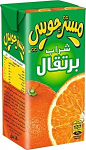Mr Juicy Orange 180 ml