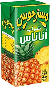 Mr Juicy Pineapple 180 ml
