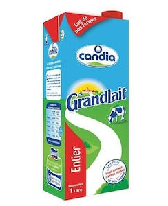 Candia UHT Milk Full Fat 1 L