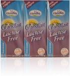Candia UHT Milk Half Skimmed Lactose Free 200 ml