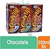 Candia Candy'Up Chocolate  200 ml - Pack of 6