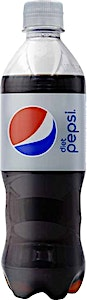 Diet Pepsi Bottle 330 ml