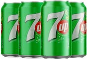7up Can 330 ml - Pack of 6