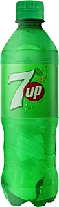 7up Bottle 0.5 L