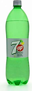 Diet 7up Bottle 1.25 L