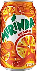 Mirinda Can 330 ml