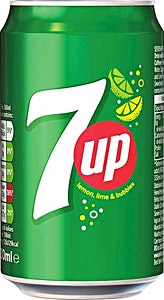 7up Can 330 ml