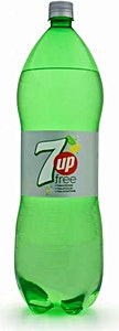 Diet 7up Bottle 2.25 L