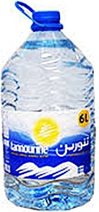 Tannourine Water Gallon 6 L