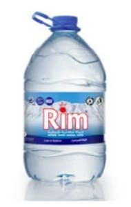 Rim Mineral Water  10 L