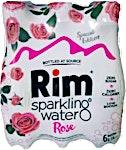 Rim Sparkling Water Rose 0.33 L - Pack of 6
