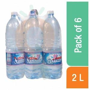 Sannine Mineral Water 2 L