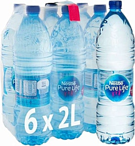 Nestle Pure Life 2 L - Pack of 6