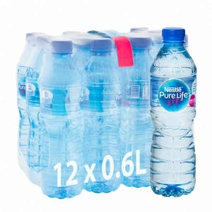 Nestle Water Pack 12 x 0.6 L