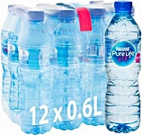 Nestle Water 0.6 L - Pack of 12