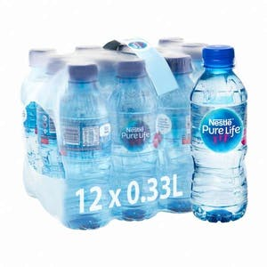 Nestle Water Pack 12 x 0.33 L