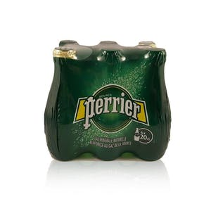 Perrier Nature Glass 0.2 L