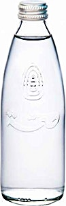 Sohat Water Glass Bottle 0.33 L