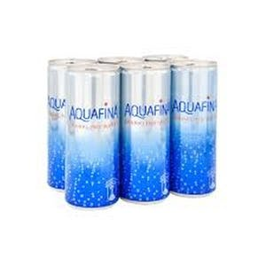 Aquafina Sparkling Water 250 ml - Pack of 6