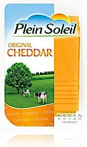 Plein Soleil Cheddar Slices 150 g