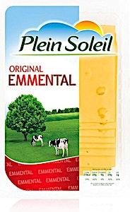Plein Soleil Emmental Slices 150 g