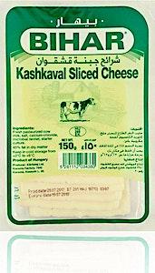 Bihar Kashkaval Cow Slices 150 g