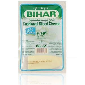 Bihar Kashkaval Cow Light Slices 150 g