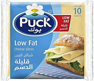 Puck Processed Cheese Reduced Fat 200 g