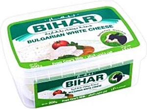 Bihar Bulgarian Cow Cheese 200 g
