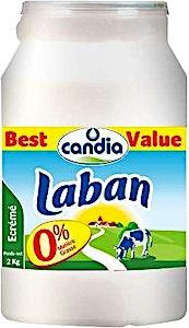 Candia Laban 0% 2 kg
