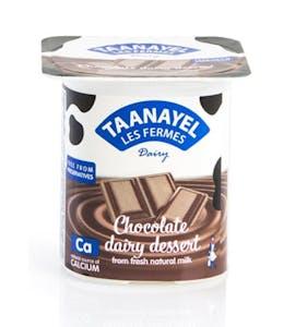 Taanayel Chocolate Dairy Yogurt 125 g