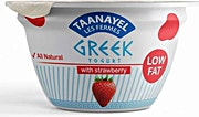 Taanayel Greek Yogurt & Strawberry Low Fat 150 g
