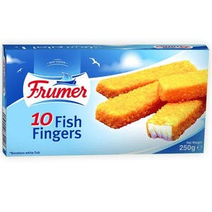Frumer 10 Fish Finger 250 g 2+1 Free