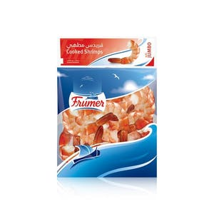 Frumer Cooked Shrimps Jumbo 400 g